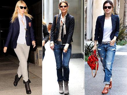 Jeans blazers